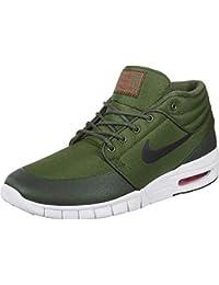 more photos 022a5 3a23d Nike SB Stefan Janoski Max Mid Sneaker Legion Green
