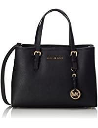 Michael Kors Jet Set Travel Medium EW Tote, Bolso Totes para Mujer, 35 cm