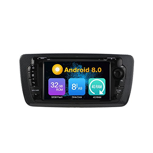 Octa Core 4G Ram Android 8,0 Auto DVD GPS Navegación Multimedia Player...