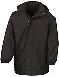 Result Mens Reversible Stormproof Waterproof Coat Fleece Jacket