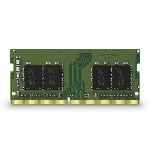 Kingston ValueRAM KVR21S15S8/8 8GB 2133MHz DDR4 Non-ECC CL15 SODIMM Laptop Memory