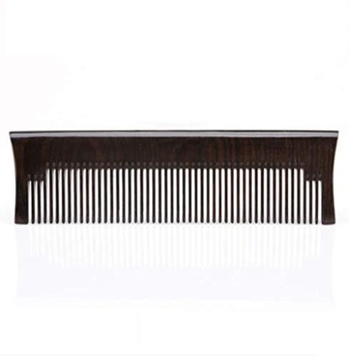 Junjiagao-beauty New Small Tooth to Dandruff Nicht Card, Nicht die Haare Zähne Kamm verletzen,Haar-Styling-Tool (Farbe : Schwarz) -