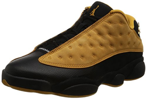 Nike Jordan Men Air Jordan XIII Retro Low Black Chutney Size 10.5 US (Air Jordan 13 Xiii Retro)