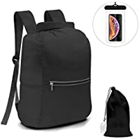 N NEWKOIN Dry Bags,Waterproof Backpack Lightweight foldable with Wet Towel Separate Bag for Outdoor Hiking Rafting Swimming Beach Kayaking Boat Dry Bag