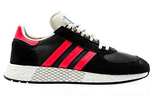 Adidas Marathon Tech Black Pink Größe: 11(46) Farbe: Black