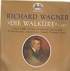 Die Walküre 1. Akt (Maria Müller, Ferdinand Leitner) [Vinyl LP]