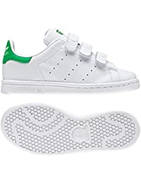 huge discount 6853e 04e83 adidas Originals Stan Smith CF C - Scarpe per bambini, unisex
