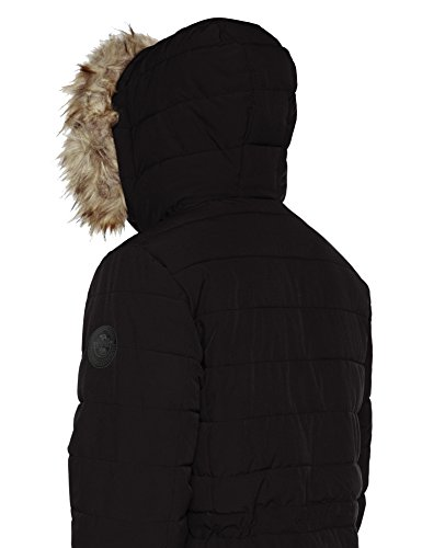 Geographical Norway Herren Parka Casimire Schwarz