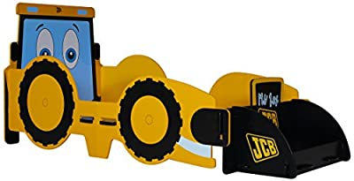 JCB Junior Bed - 1 box - low-cost UK light store.