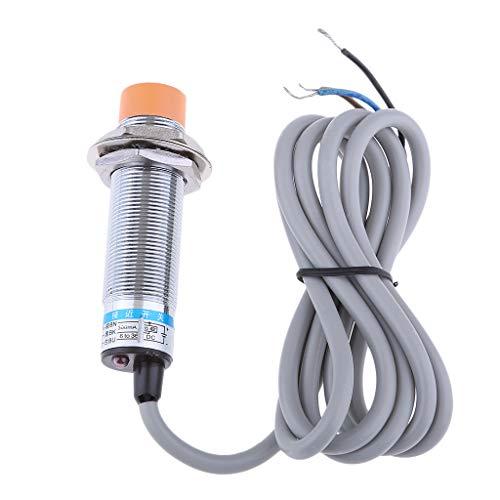 Sensor de Proximidad Inductivos Interruptor Detector de 8 mm 6-36V 300 mA NPN NO (Normal abierto) 3 Alambres