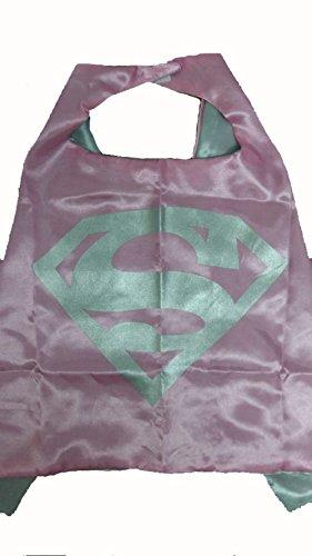 KeepworthSourcing, 55 x 70 cm, Motiv Superhero Regenmäntel für Kinder Party Kinder Gifts Supergirl