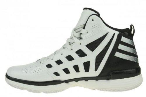 adidas Adizero Shadow Pro Basketball wei? B-Grade in Gr. eur 44.5 - Hallenschuhe
