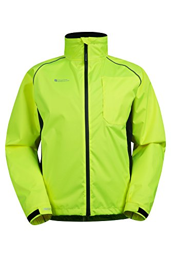 MOUNTAIN WAREHOUSE CHAQUETA ADRENALINE ISO VIZ PARA HOMBRE AMARILLO XX LARGE