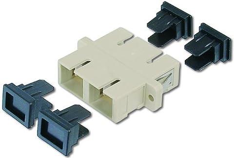 DIGITUS Coupleur fibres optiques, SC Duplex SC Duplex,