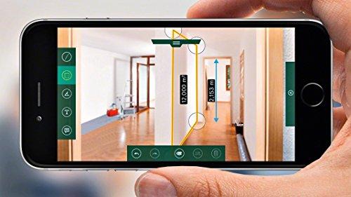 Bosch lasermessgerät bosch plr 50 c laser entfernungsmesser