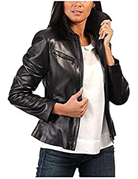 Leather Junction - Chaqueta - para mujer