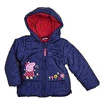 Peppa Pig Hooded Coat 2-3 YRS - New