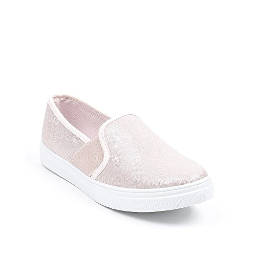 Ideal Shoes, Mocassini donna Rose