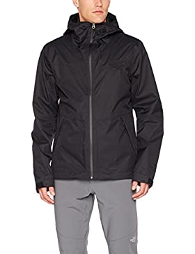 The North Face M Frost Peak Jacket Chaqueta, Hombre, Negro (TNF Black), L