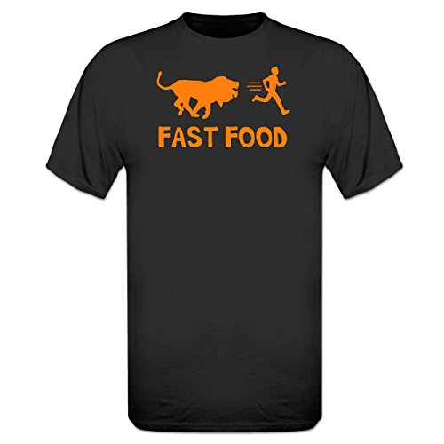 camiseta-fast-food-lion-human-by-shirtcity