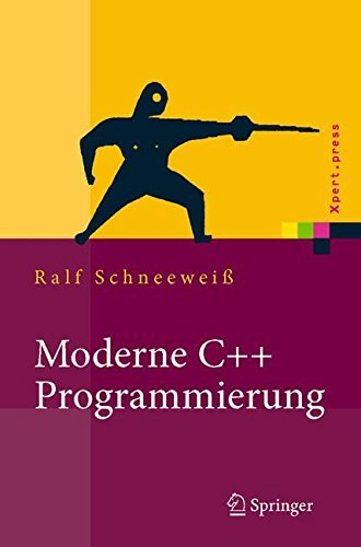 Moderne C++ Programmierung: Klassen, Templates, Design Patterns (Xpert.press) (Generische Programmierung)