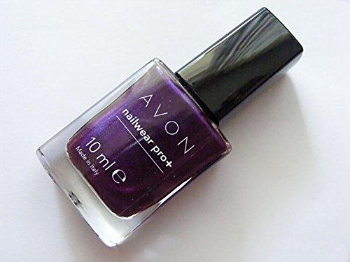 Avon Nailwear Nail Polish-Farbe: decadence -