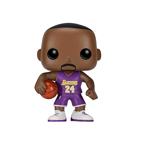 8ff9fd586f3c Funko Pop Asia NBA Kobe Bryant  24 Purple Jersey