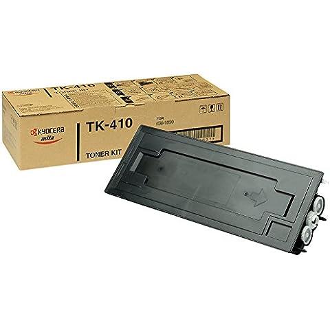 Kyocera Mita 370AM010 - Tóner, color negro