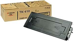 Kyocera Mita 370AM010 Toner TK-410, Nero