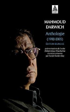 Anthologie poétique (1992-2005) : Edition