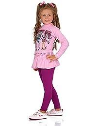 Futuro Fashion Grueso Cálido infantil Leggings De Algodón Bragas Para Niñas Liso Largo infantil Pantalones 2 3 4 años 5 6 7 8 9 10 11 12 13