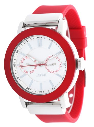 Esprit Women Watch Loft Red ES105612003