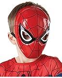 Lizenzierte Marvel Spiderman Halbmaske für Kinder
