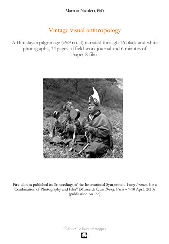 Loup Le Des Steppes (Vintage visual anthropology: A Himalayan pilgrimage (chöd ritual) narrated through 16 black and white photographs, 34 pages of field-work journal and 6 ... Le loup des steppes) (English Edition))