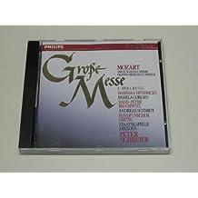 Mozart Wa-Messe en Ut Mineur K 427-Barbara Hendricks-Pamelac Oburn-Blochwitz-a Schmidt-Schreier-