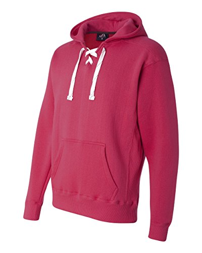10 Oz Kapuzen-sweatshirt (Adult Sport Lace Hood WILDBERRY 3XL)