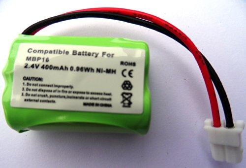 Batterie de remplacement pour moniteur de bébé Motorola MBP13 et MBP16