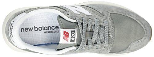 New WRL420 Damen Grau Balance WRL420EC Sneaker rz4qxrwE