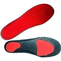 AOLVO Einlegesohlen für Plantarfasziitis, orthopädische Einlegesohlen für Flache Füße, Fußgewölbe, Eva-Schaum,... preisvergleich bei billige-tabletten.eu