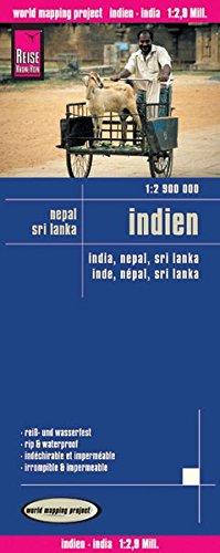 India / Nepal / Sri Lanka 2012: REISE.1340