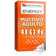 ENERGY MULTIVIT ADULTO 28 COMPRIMIDOS de Forté Pharma