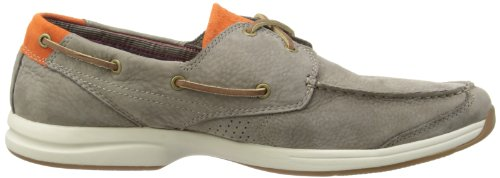 Timberland Mens EK Hull s Cove FTM Oxford Grey Size  45