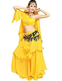 f25d5f3d17b6 TianBin Danse Ventre Femme Orientale Danse Indienne Costume Classique Belly  Dance Plusieurs Couleurs