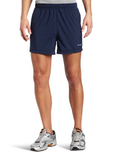 Saucony Performance Laufen Sackartige Shorts - X - Gross (Saucony-shorts)