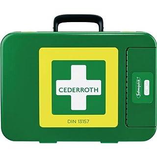 Cederroth Erste-Hilfe-Koffer nach DIN 13157
