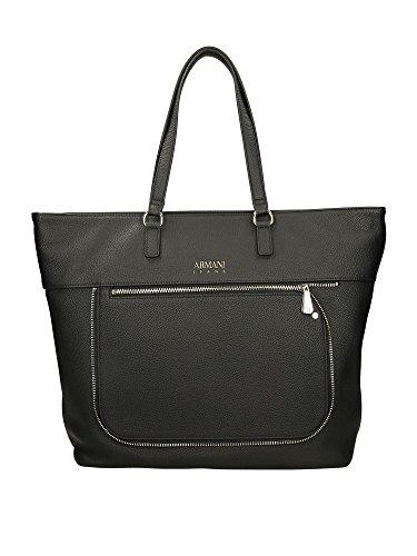 Armani Jeans 922238 Shopping Donna Nero