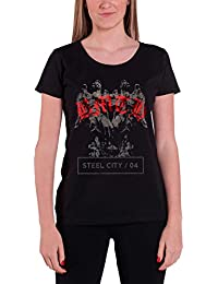 Bring Me The Horizon 'Angels' Womens Fitted T-Shirt