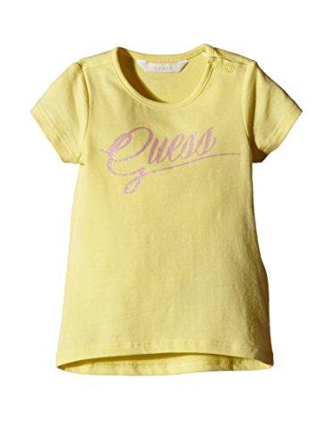 Guess T-Shirt gelb 6 Monate (68 cm)