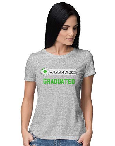 Achievement Unlocked Graduated Pregnancy Damen T-Shirt
