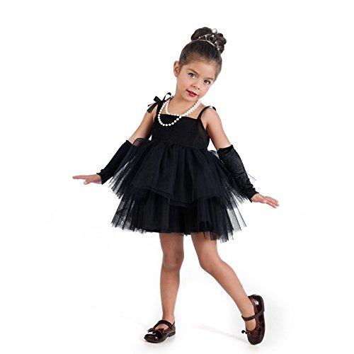 Kostüm Hollywood Mädchen - Limit Mädchen-Kostüm Hollywood-Sternchen 116-122 (MB715) NEU